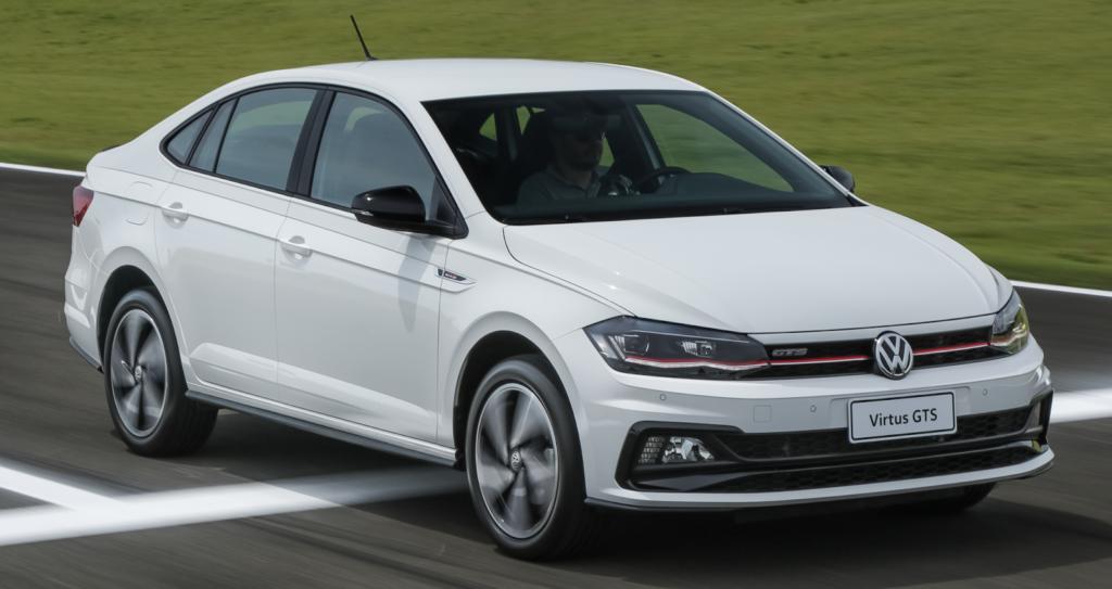 Volkswagen Virtus GTS: um esportivo com potência, conforto e preço atraente