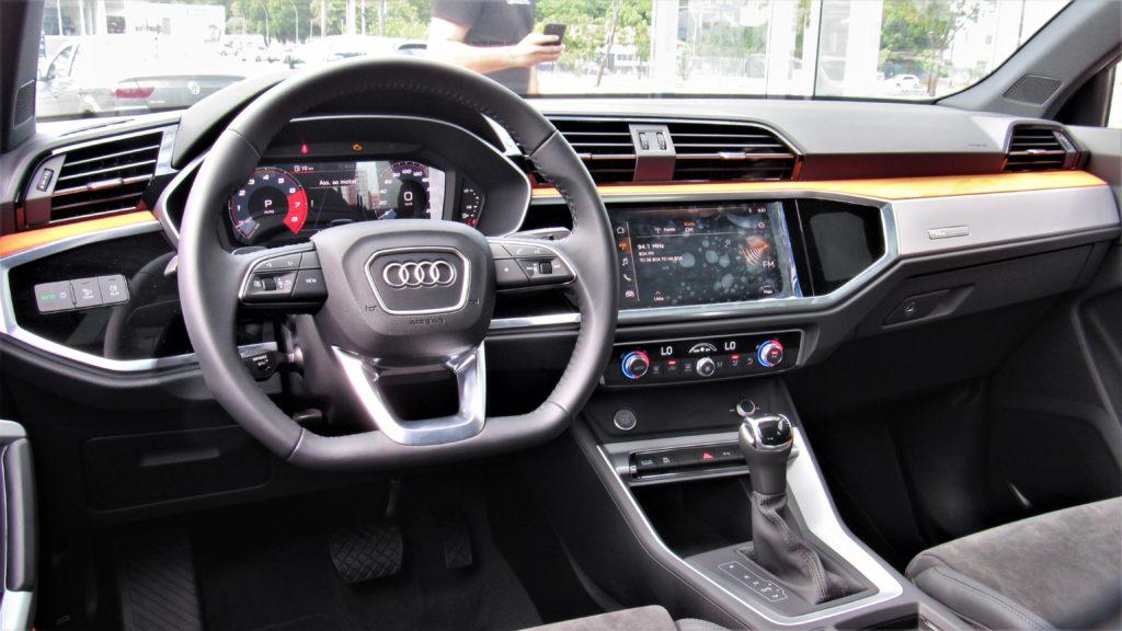 Audi Q3 2020 Design Conforto E Tecnologia Para Ser Referencia Do Segmento