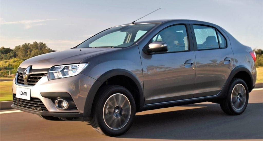 Renault Logan 2020, com câmbio automático e novo design, é o 1º sedan aventureiro do Brasil