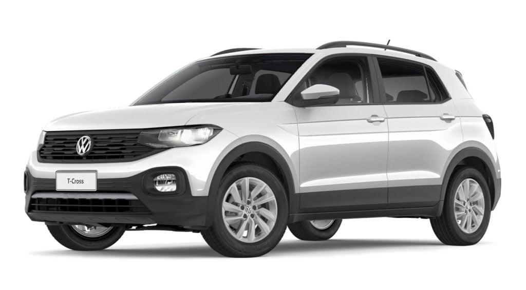 Volkswagen retoma produção do T-Cross Sense para atender clientela PCD