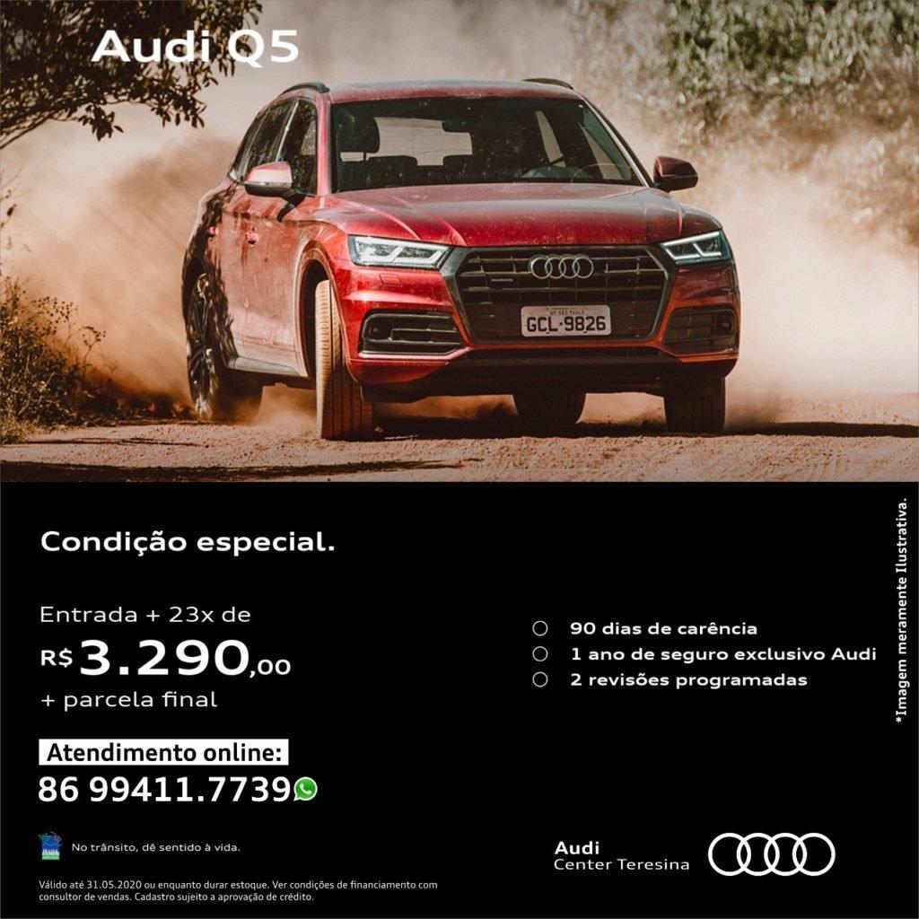 Audi Pass Plus: nova condição comercial inclui seguro, revisões e 1ª parcela em 90 dias