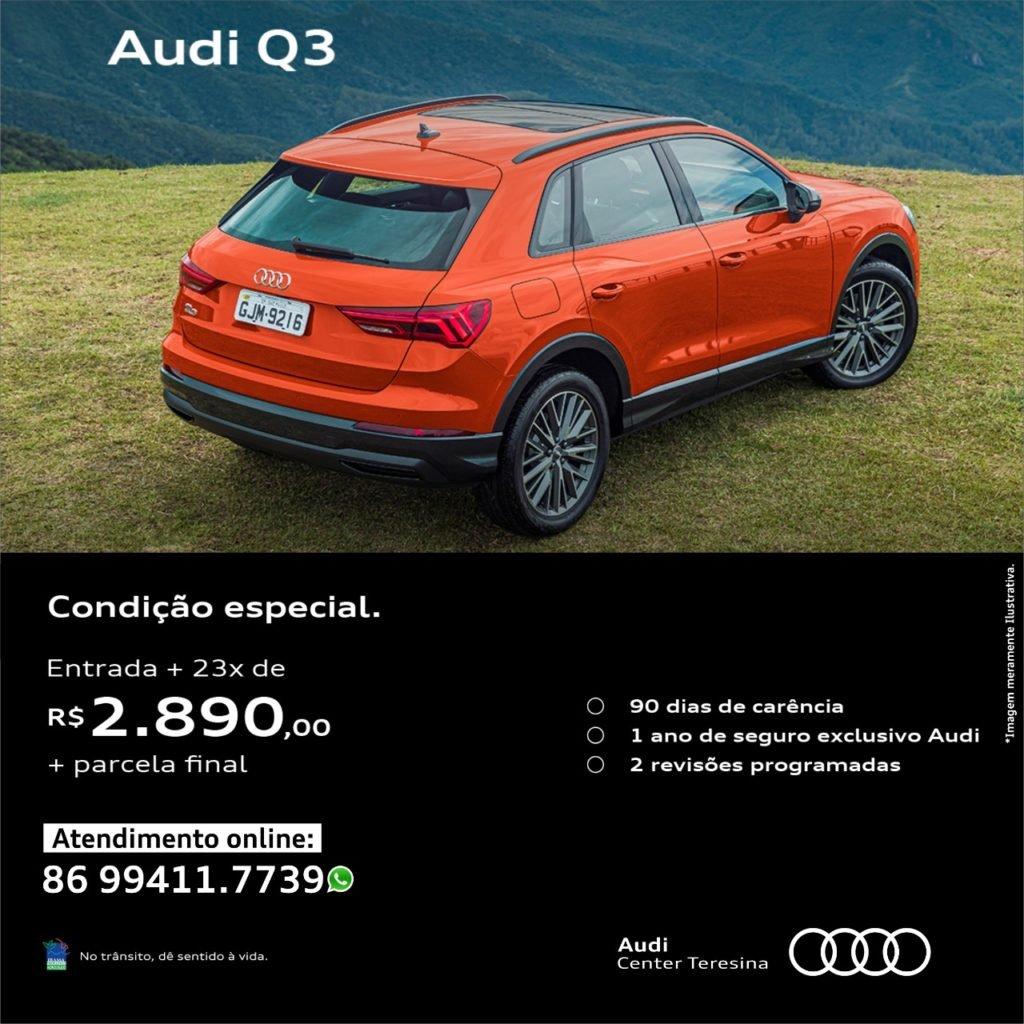 Audi Pass Plus: sua chance de adquirir seu Audi 0km em condições sem igual!
