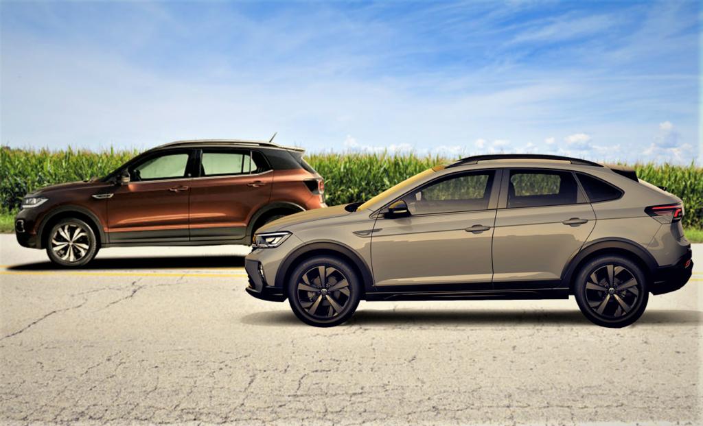 Volkswagen Nivus e T-Cross: saiba mais sobre os novos SUVs pensados para o Brasil