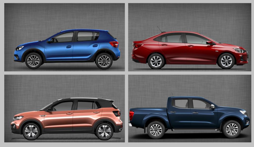 Hatch, sedan, picape, SUV? Saiba qual categoria de carros mais se adequa a você!
