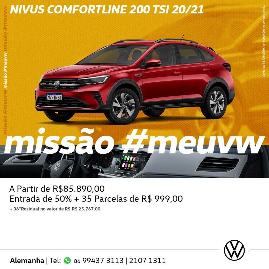 Missão #MeuVolkswagen: a maior ação de vendas para toda a linha VW que você já viu!