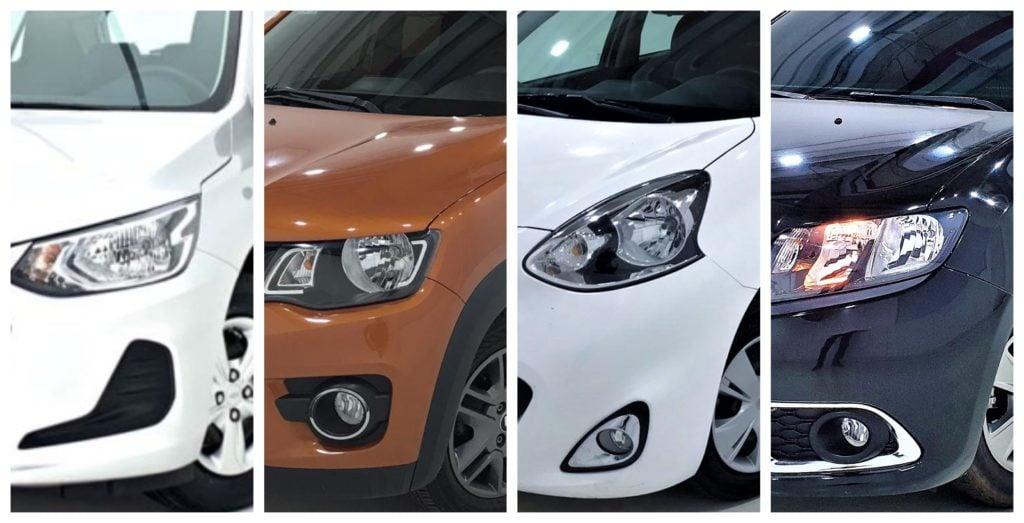 Carros mais econômicos do Brasil: confira 5 opções disponíveis no Carhoo!