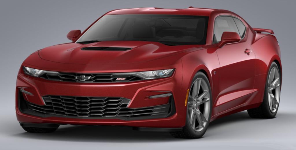 Mais conectado e belo, Chevrolet Camaro V8 2020 já está nas concessionárias