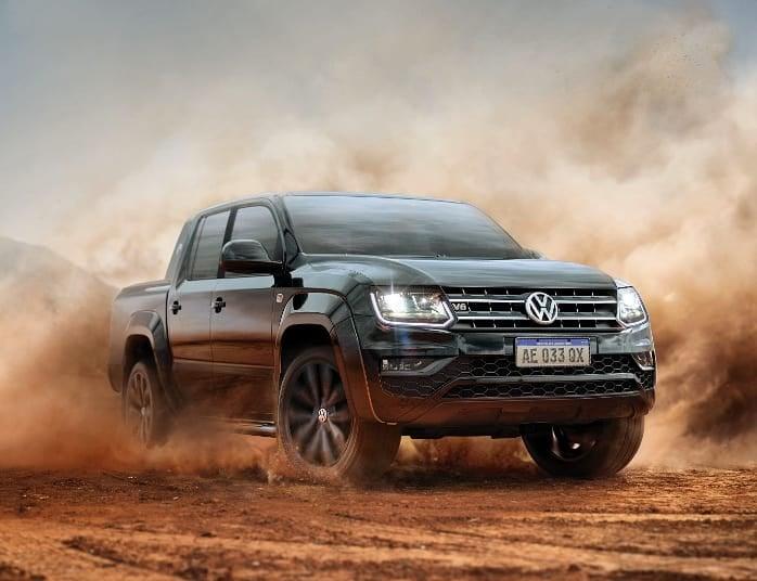 Volkswagen Amarok V6 2021: picape mais potente do Brasil, com 258 cavalos, é rápida como um Golf GTI