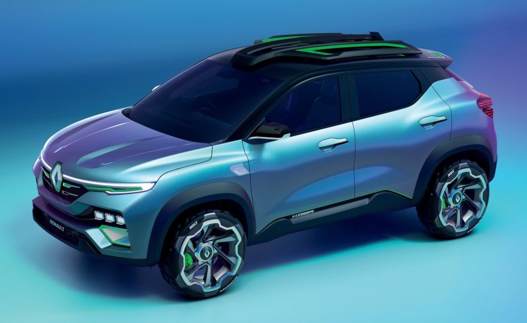 Renault Kiger: conheça o SUV irmão maior do Kwid, que terá motor 1.0 Turbo