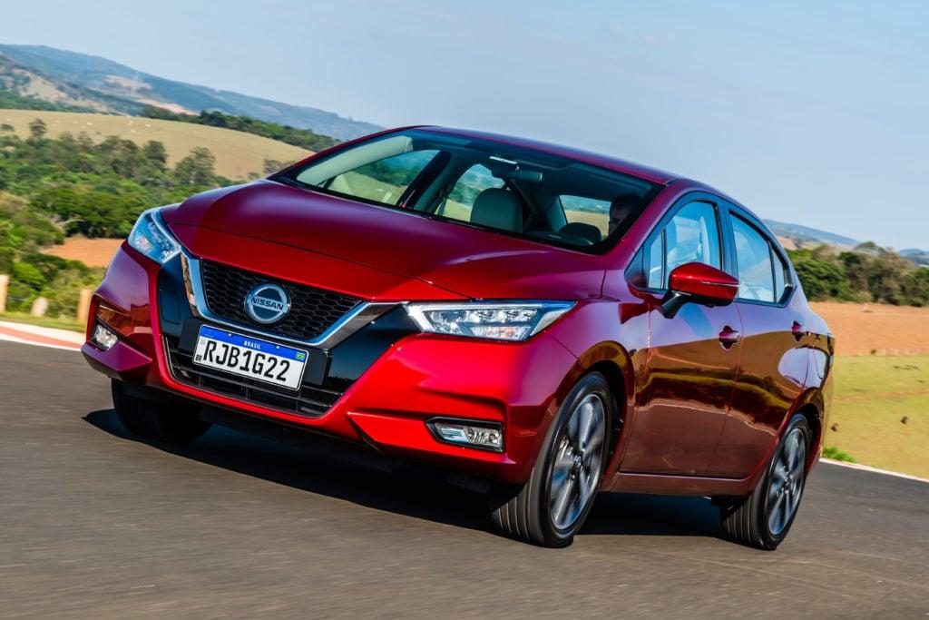 Novo Nissan Versa é eleito o Melhor Carro no Prêmio Americar 2021
