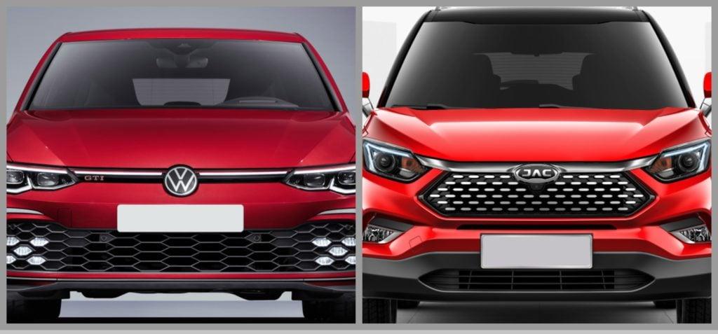 Volkswagen passa a ser dona de 75% das ações da JAC Motors