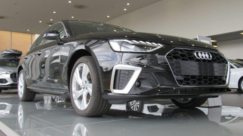Audi mais vendido no mundo, A4 chega renovado à Audi Center Teresina