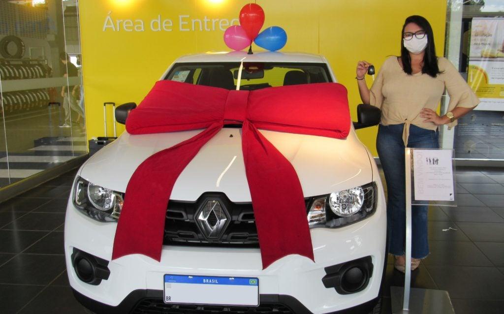 Primeira cliente Renault Loopster do Piauí relata as vantagens de assinar um carro 0km