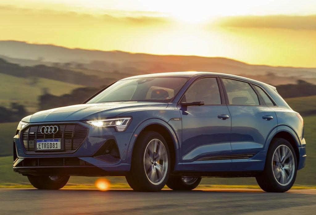 Novo Audi e-tron é eleito Melhor Eletrificado do Ano na Premiação Americar