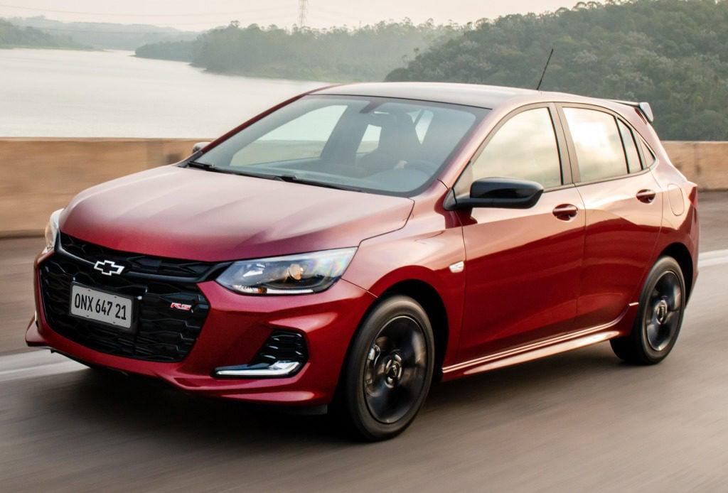 Chevrolet Onix é eleito Melhor Carro do Segmento no Prêmio Top Car TV 2020