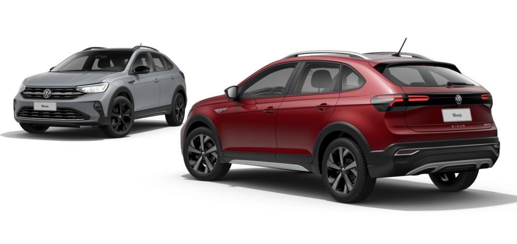 Volkswagen Nivus já acumula seis premiações como Melhor SUV do Brasil