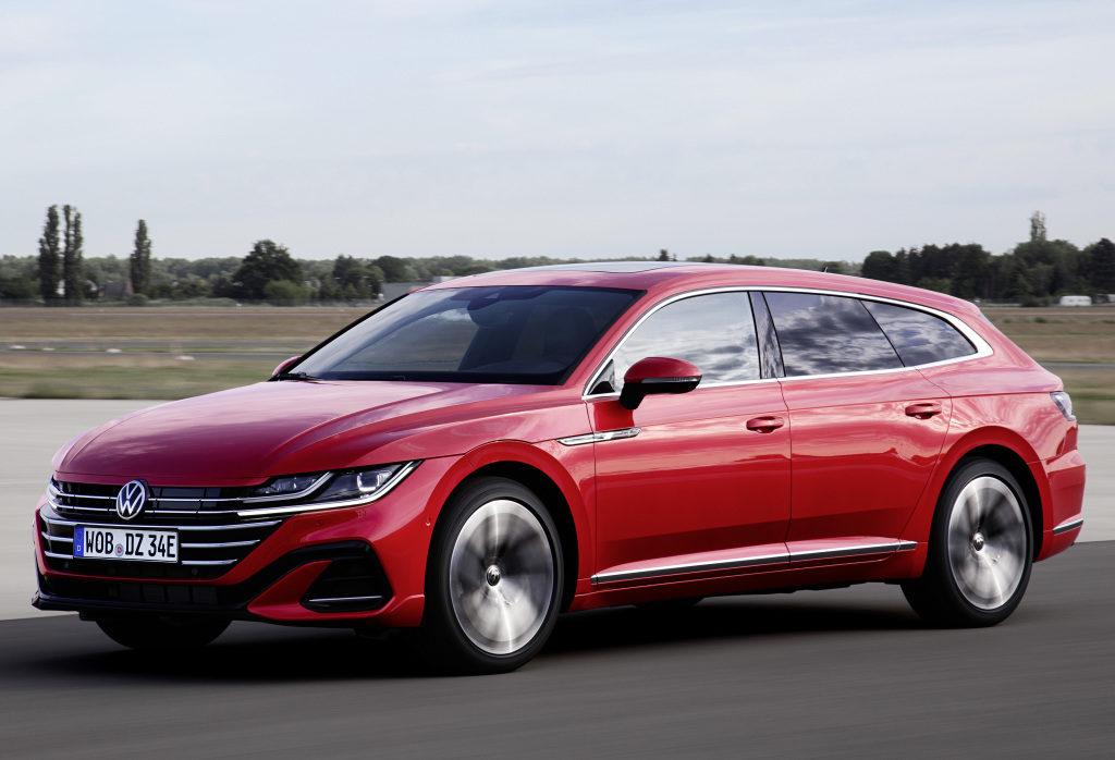 Novo Volkswagen Arteon 2021: design mostra o poder de ...