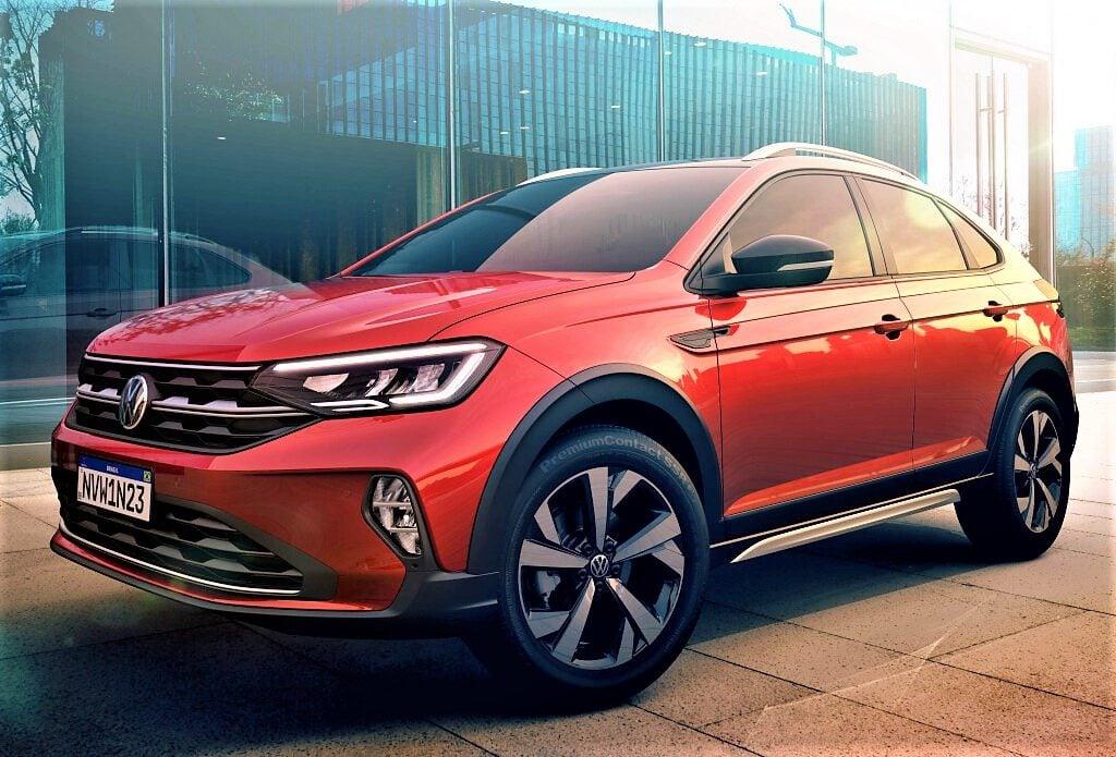 Volkswagen Nivus é eleito Melhor SUV do segmento no Prêmio Top Car TV 2020
