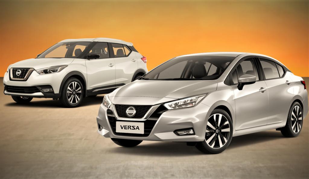 Novos Nissan Versa e Kicks 2021 a pronta entrega, só na Japan Veículos!