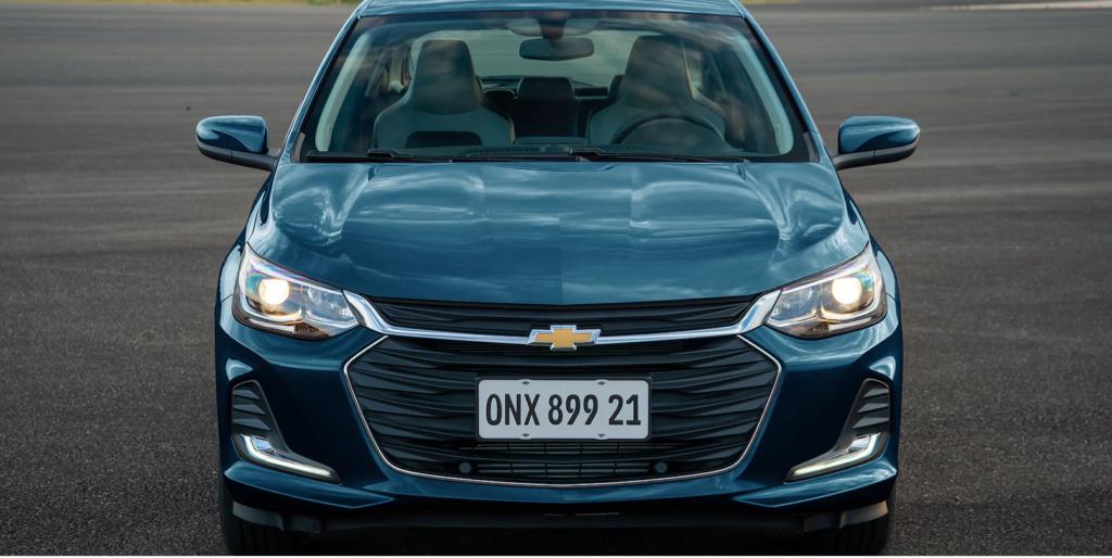 Líder inabalável: Chevrolet Onix é o carro mais vendido do Brasil pelo 5º ano consecutivo