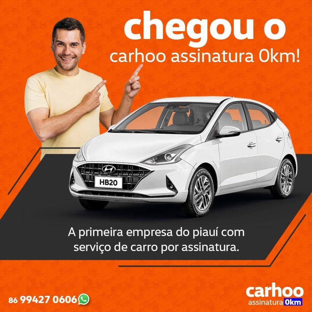 Agora você pode fazer assinatura de carro 0 km na Carhoo: saiba como!