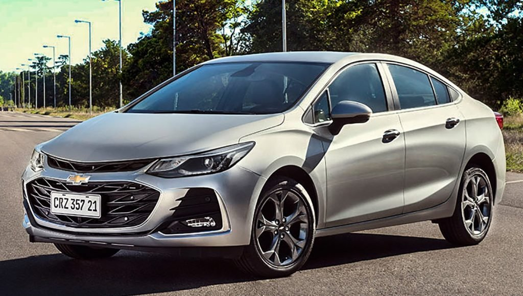 Chevrolet Cruze 2021 estreia versão LTZ, com visual esportivo e muitos equipamentos
