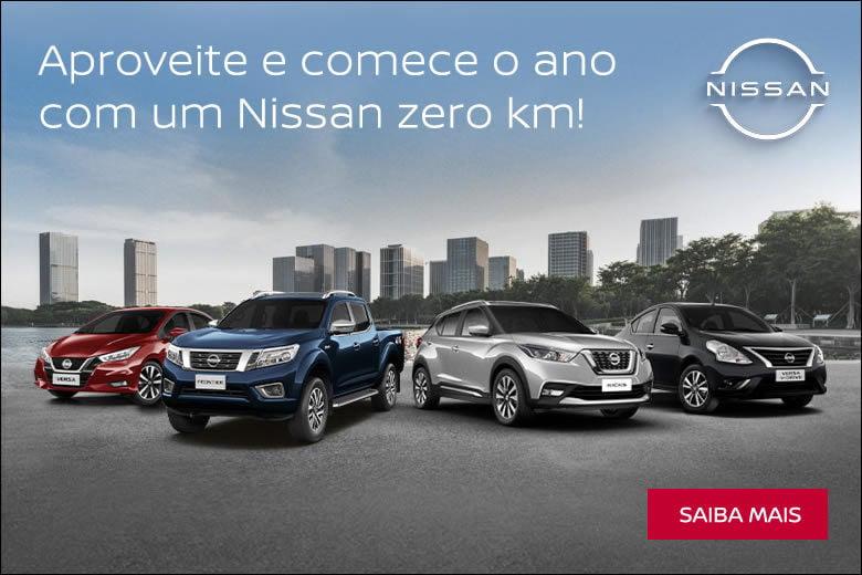 Neste sábado tem Live de Ofertas Nissan: promoções para começar 2021 de carro novo!