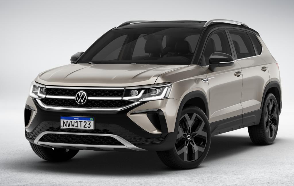 O revolucionário Volkswagen Taos está chegando: saiba mais sobre o novo SUV