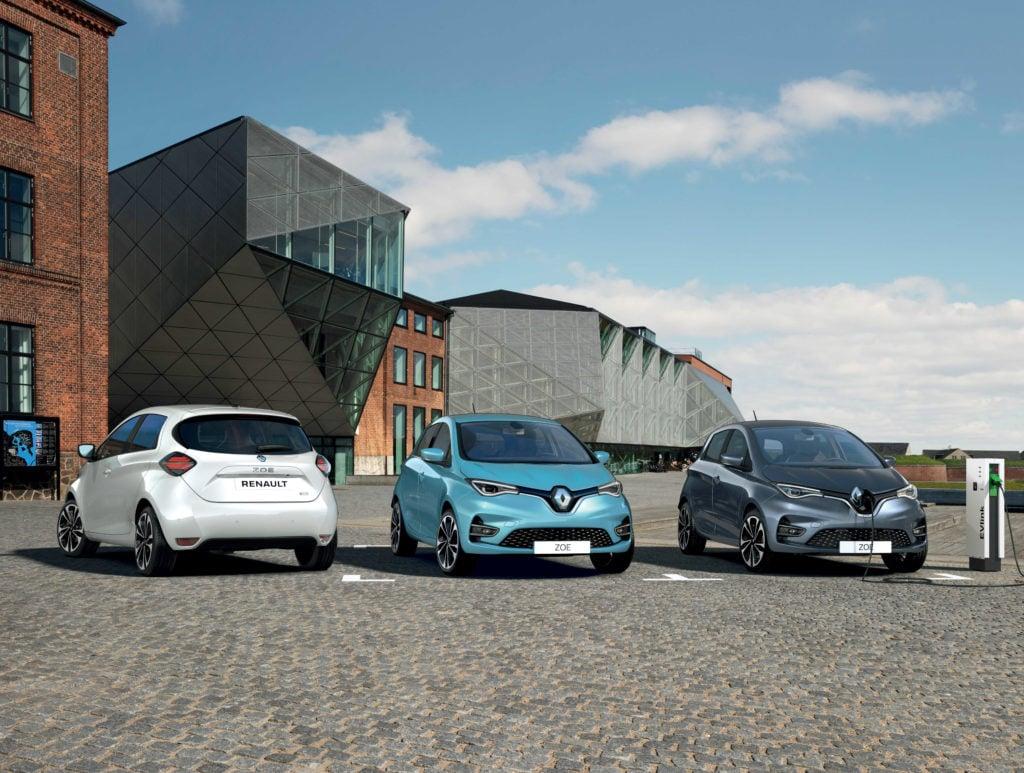 Renault Zoe 2022, totalmente elétrico, chega ao Brasil renovado e com mais autonomia