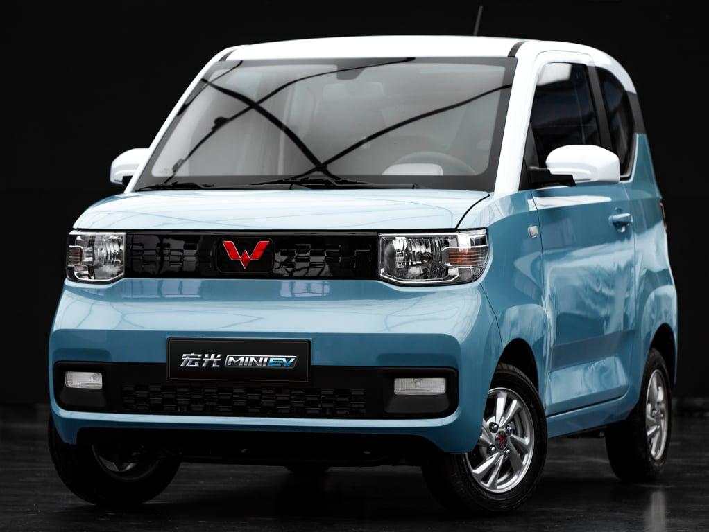 Subsidiária GM na China é líder em vendas de veículos elétricos