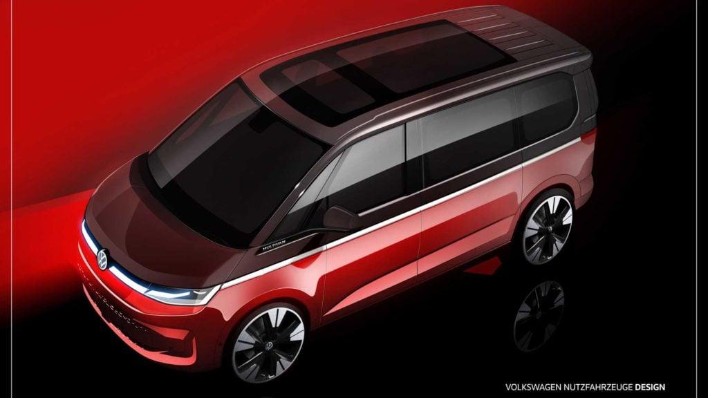 Nova Volkswagen Kombi chega em junho, agora recarregável em tomadas