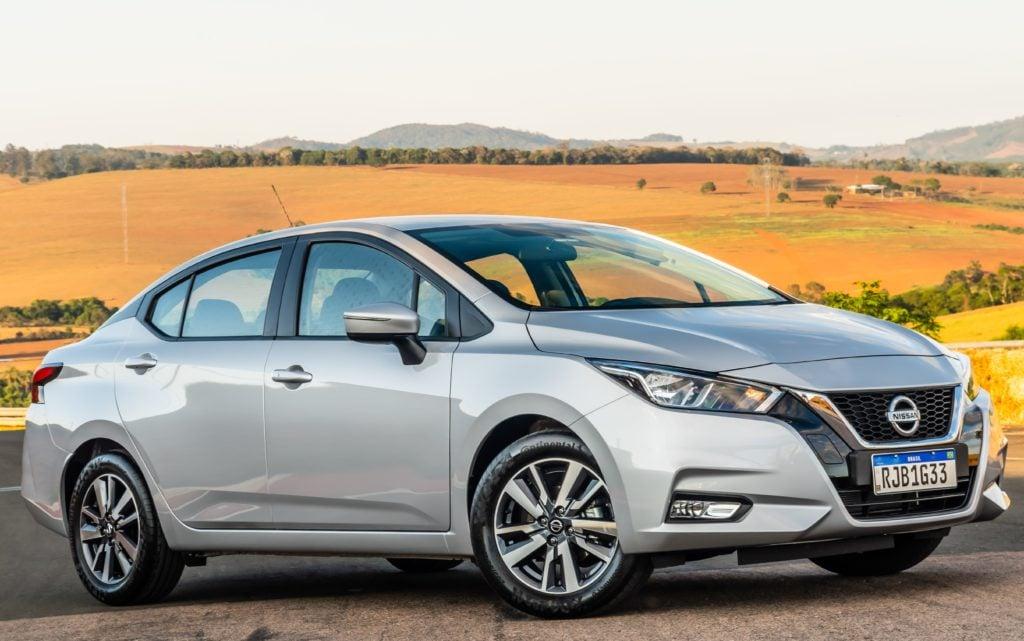 Novo Nissan Versa registra maiores vendas desde seu lançamento no Brasil