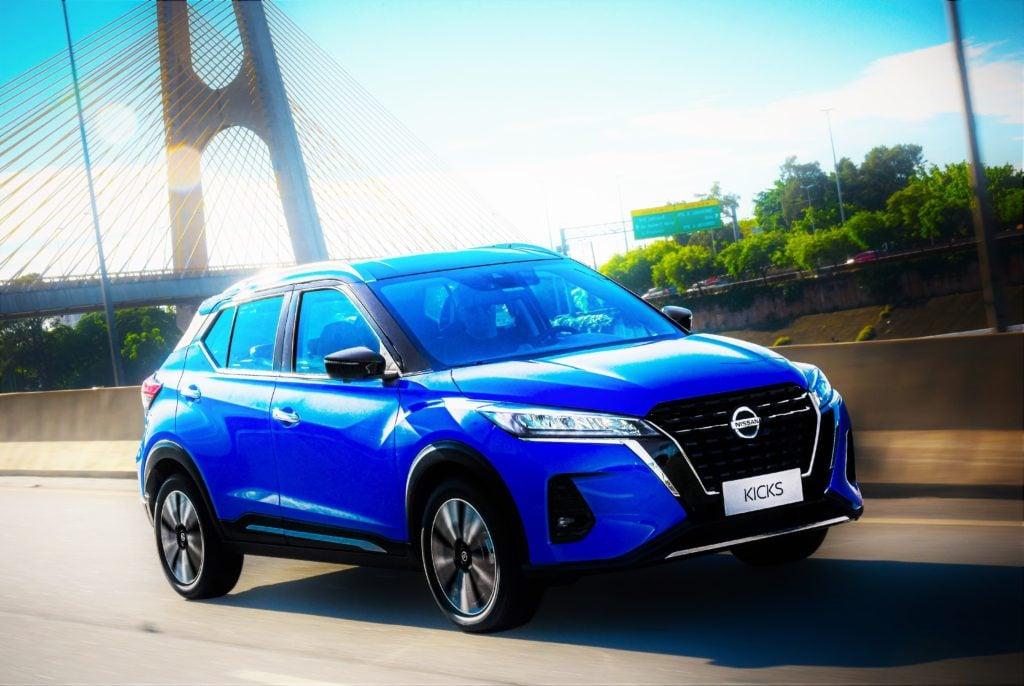 Vendas do Novo Kicks no Brasil superam expectativas da própria Nissan