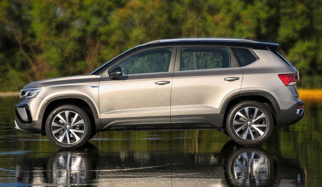 Sucesso desde o primeiro dia: Volkswagen Taos esgota pré-vendas em 7 minutos
