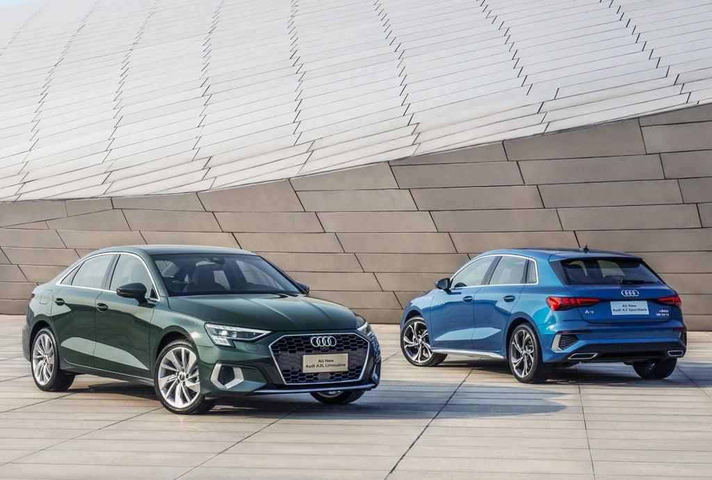 Audi inicia pré-venda dos novos A3 Sedan e Sportback no Brasil