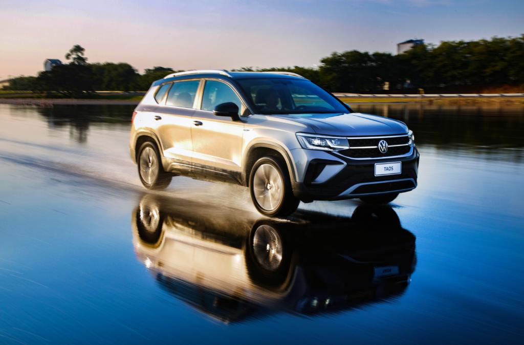 Chega ao Brasil o Volkswagen Taos, novo SUV conectado, seguro e refinado