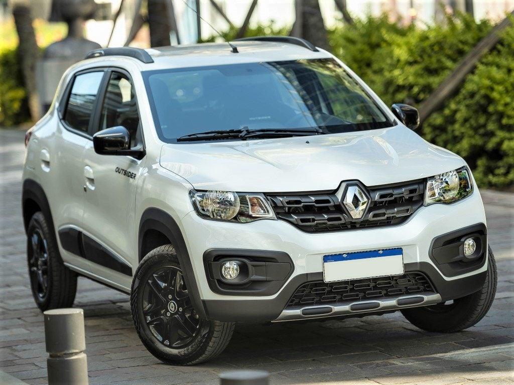 Renault Kwid é eleito o veículo com Melhor Valor de Revenda de 2021