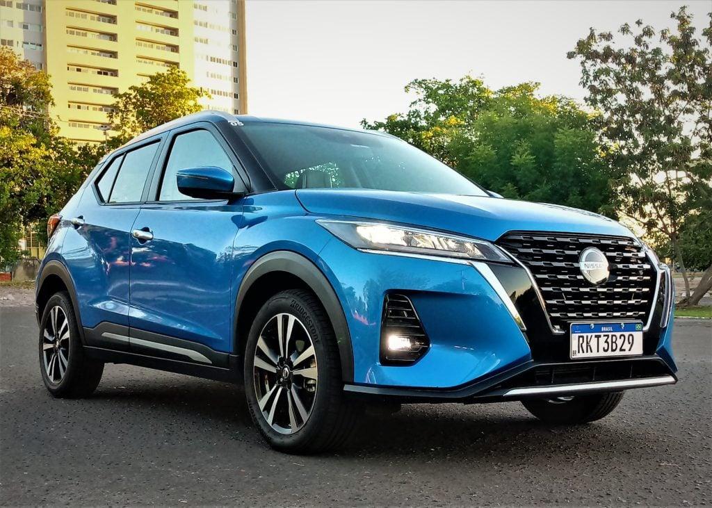 Nissan Kicks Exclusive alia prazer ao dirigir e segurança de categoria superior