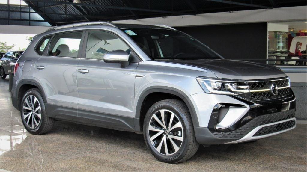 Lindo, conectado e seguro, SUV Volkswagen Taos chega ao Piauí