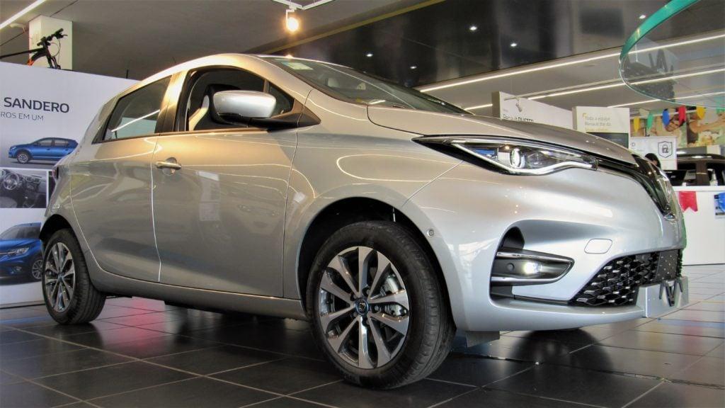 O futuro, agora: Renault Zoe, elétrico com 385 km de autonomia, chega ao Piauí