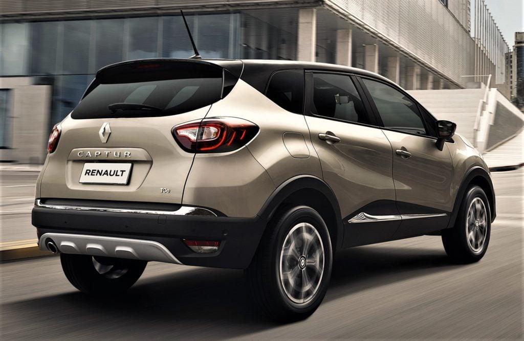 Renault Captur 2022 chega com motor Turbo de 170 cv e ainda mais sofisticação