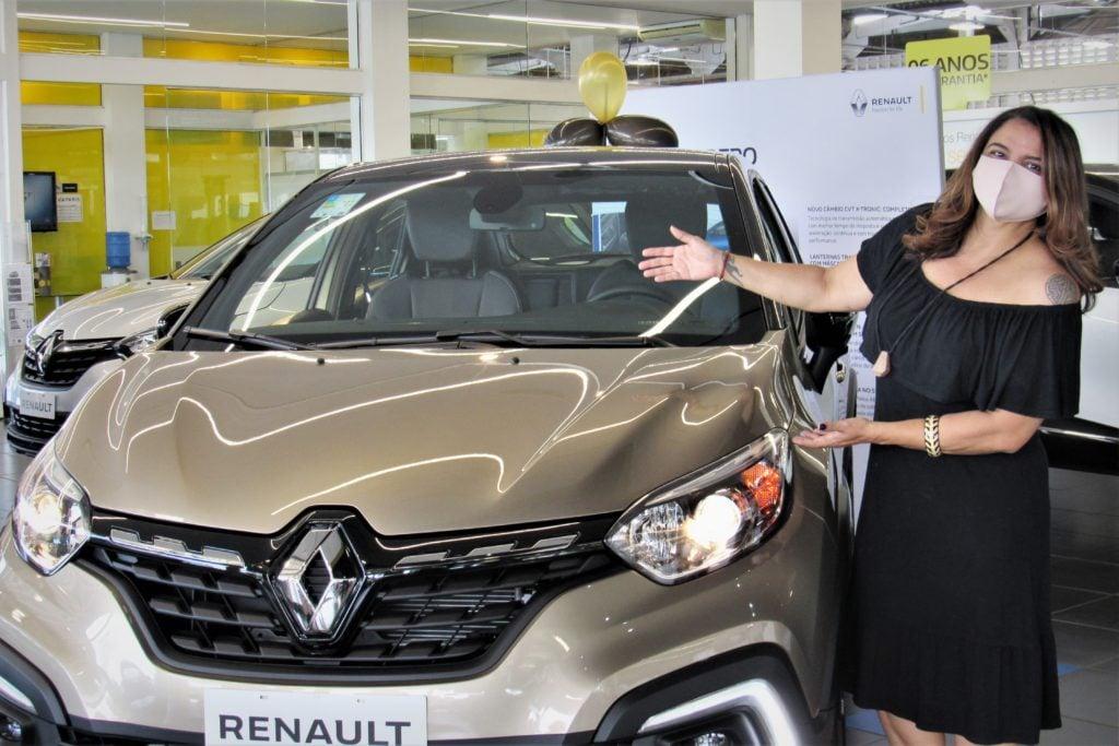 Maia Veloso avalia o novo Renault Captur 2022: confira a opinião da jornalista!