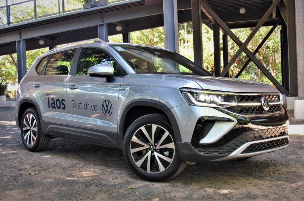 Novo Volkswagen Taos encanta pelo design e surpreende com sua dirigibilidade