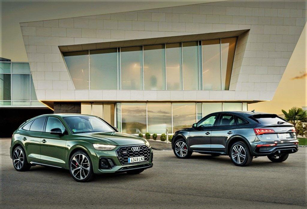 Audi Q5 estreia carroceria Sportback e incorpora ainda mais tecnologias