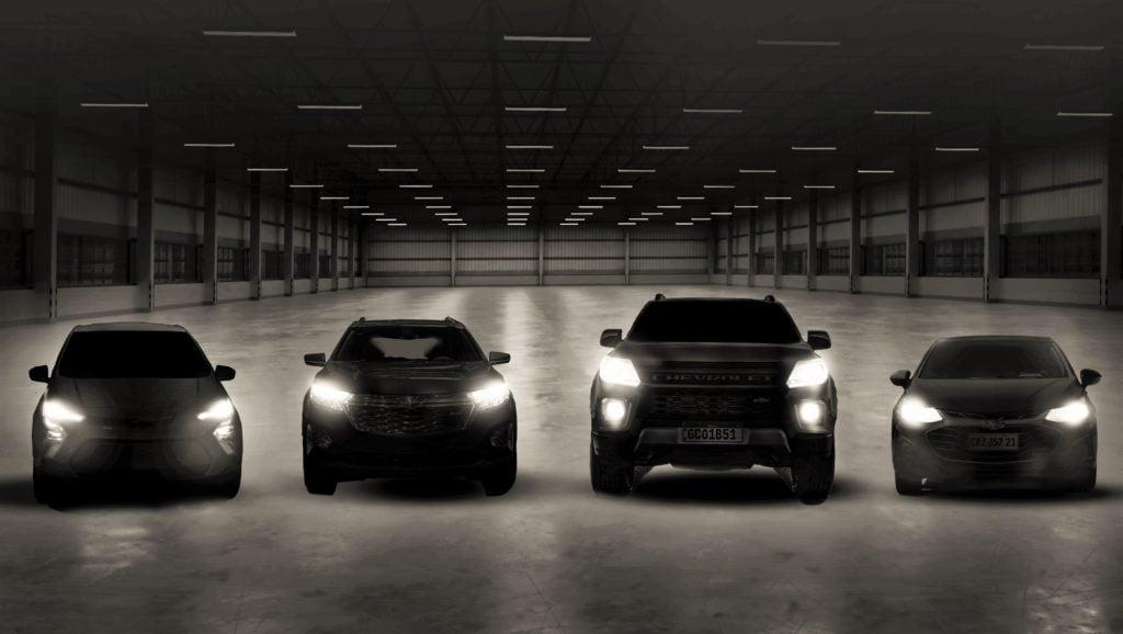 Chevrolet anuncia quatro novidades para o Brasil até o fim do ano: saiba mais!