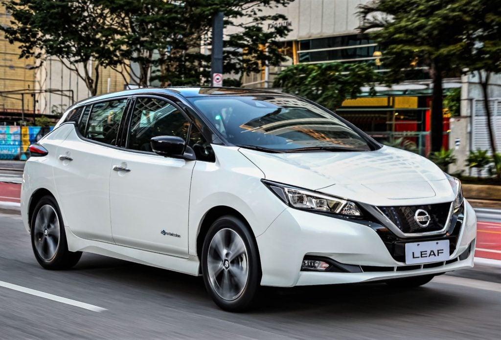 Nissan Leaf é eleito Melhor Compra do Brasil no segmento de veículos elétricos