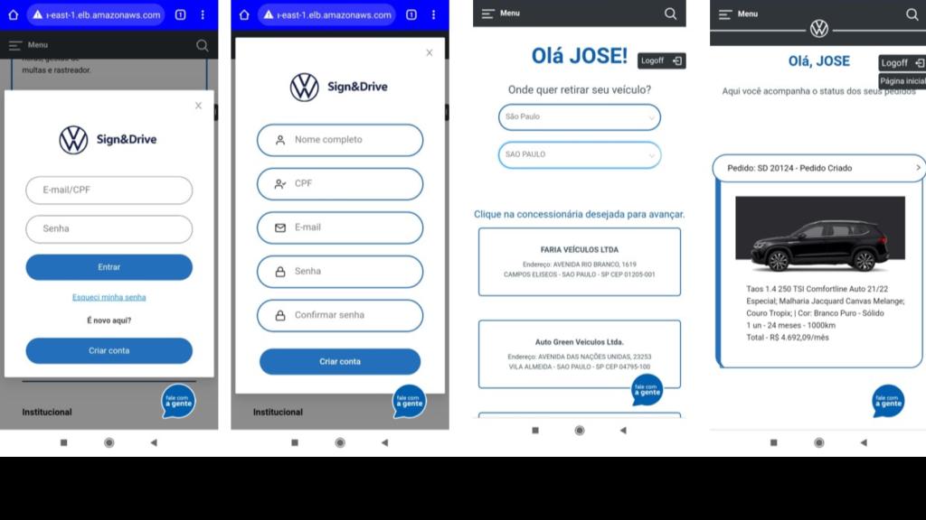 Volkswagen Sign & Drive agora em todo o Brasil: saiba como assinar um carro 0km!