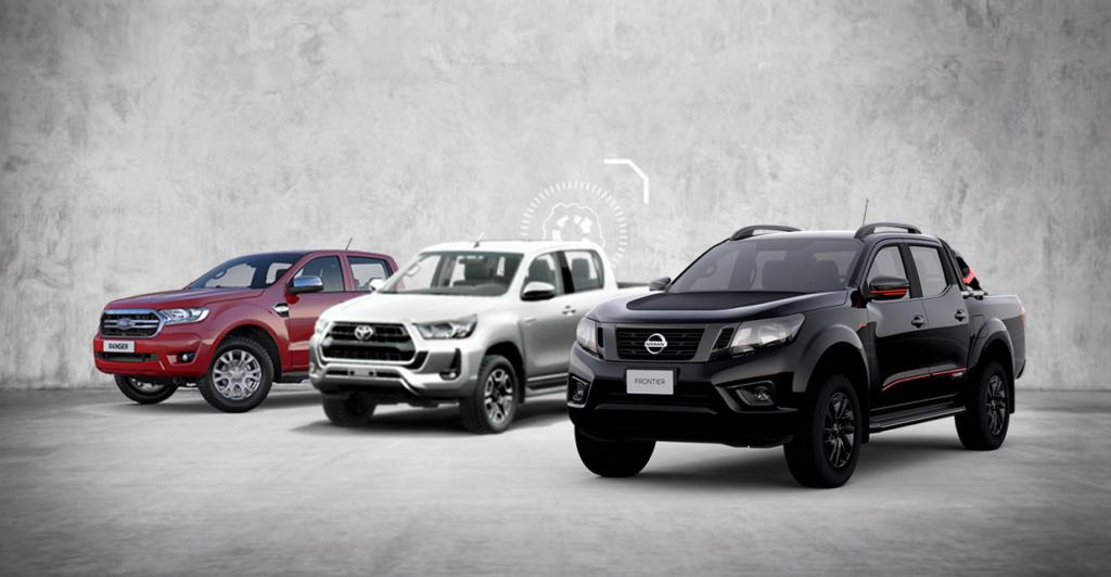 Nissan Frontier X-Gear enfrenta Hilux SRV e Ranger XLT: saiba qual é a melhor!