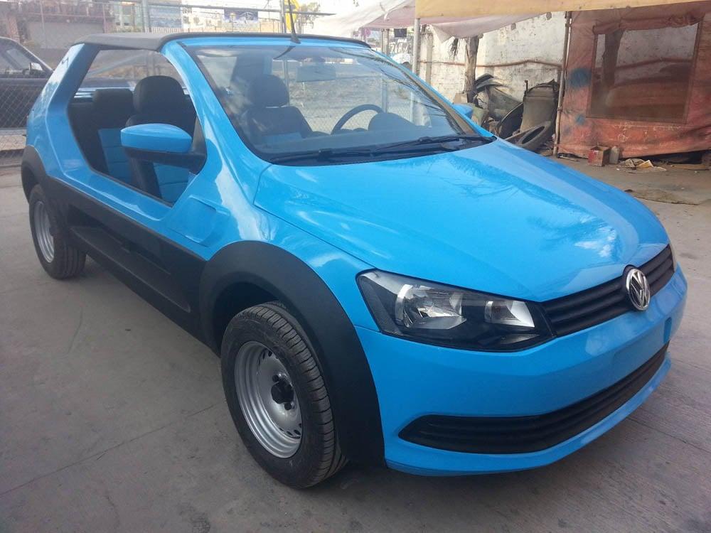 Volkswagen Gol Buggy: é verdade ou montagem? Saiba mais!