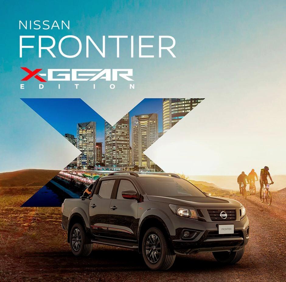 Nissan Frontier X-Gear: garanta já está edição exclusivíssima da picape!
